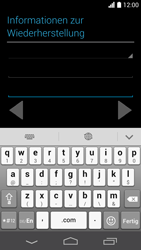 Huawei Ascend P6 - Apps - Einrichten des App Stores - Schritt 15