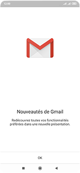 Xiaomi Mi Mix 3 5G - E-mail - 032c. Email wizard - Outlook - Étape 5