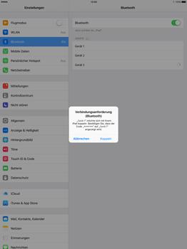 Apple iPad Pro 12.9 inch - Bluetooth - Geräte koppeln - Schritt 8