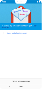 Nokia 7-1-dual-sim-ta-1095-android-pie - E-mail - Account instellen (POP3 zonder SMTP-verificatie) - Stap 5