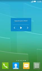 Alcatel OT-5050X Pop S3 - Applications - Personnaliser l