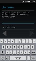 Samsung Galaxy Trend 2 Lite (SM-G318H) - Applicaties - Account aanmaken - Stap 6