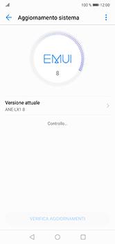 Huawei P20 Lite - Software - Installazione degli aggiornamenti software - Fase 5