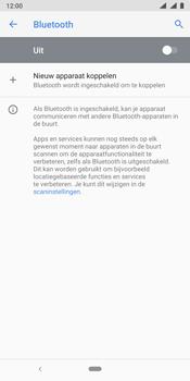 Nokia 9 - bluetooth - aanzetten - stap 7