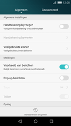 Huawei P8 Lite (Model ALE-L21) - SMS - Handmatig instellen - Stap 5