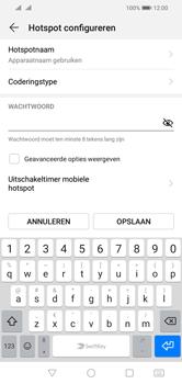 Huawei Y5 (2019) - Internet - mijn data verbinding delen - Stap 11