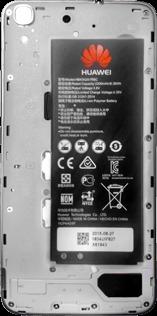 Huawei Y6 - SIM-Karte - Einlegen - Schritt 7