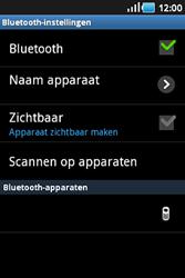 Samsung S5830 Galaxy Ace - Bluetooth - Headset, carkit verbinding - Stap 8
