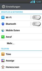 LG P710 Optimus L7 II - Bluetooth - Geräte koppeln - Schritt 6