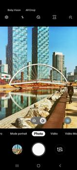 Samsung Galaxy A80 - Photos, vidéos, musique - Prendre une photo - Étape 12