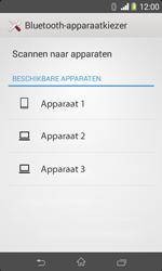Sony D2005 Xperia E1 - contacten, foto