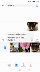 Huawei P8 Lite 2017 - MMS - Erstellen und senden - Schritt 21