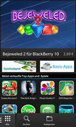 BlackBerry Z10 - Apps - Herunterladen - 3 / 21
