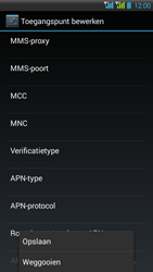 HTC Desire 516 - Internet - Handmatig instellen - Stap 15