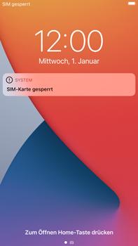 Apple iPhone 6s Plus - iOS 14 - Internet und Datenroaming - Manuelle Konfiguration - Schritt 13