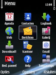 Nokia E75 - e-mail - hoe te versturen - stap 3