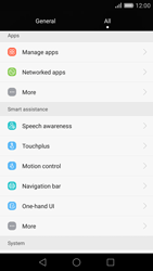 Huawei Ascend P8 - Applications - How to uninstall an app - Step 3