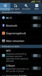 Samsung C105 Galaxy S IV Zoom LTE - bluetooth - aanzetten - stap 4
