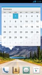 Huawei Ascend G526 - Operazioni iniziali - Installazione di widget e applicazioni nella schermata iniziale - Fase 8