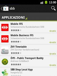 Samsung Galaxy Pocket - Applicazioni - Installazione delle applicazioni - Fase 20