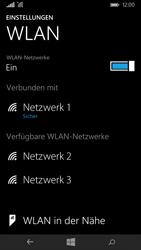 Microsoft Lumia 535 - WLAN - Manuelle Konfiguration - Schritt 8