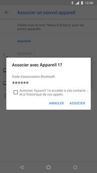 Nokia 8 Sirocco - Bluetooth - connexion Bluetooth - Étape 11