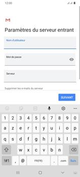 Samsung Galaxy A31 - E-mails - Ajouter ou modifier un compte e-mail - Étape 14