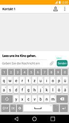 LG X Power - MMS - Erstellen und senden - Schritt 14