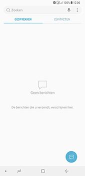 Samsung Galaxy A9 (2018) - sms - handmatig instellen - stap 4