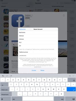 Apple iPad Pro 12.9 inch - Apps - Konto anlegen und einrichten - 31 / 35