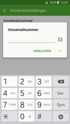 Samsung G903 Galaxy S5 Neo - Voicemail - handmatig instellen - Stap 8