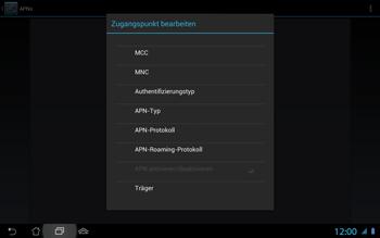 Asus Padfone 2 - Internet - Apn-Einstellungen - 13 / 25