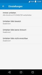 Alcatel OT-6039Y Idol 3 (4.7) - Anrufe - Rufumleitungen setzen und löschen - Schritt 10