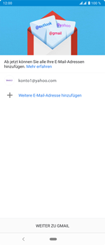 Sony Xperia 5 - E-Mail - 032b. Email wizard - Yahoo - Schritt 14
