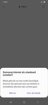 Samsung Galaxy A50 - Internet - handmatig instellen - Stap 25