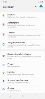 Samsung Galaxy A41 Dual-SIM (SM-A415F) - Beveiliging en ouderlijk toezicht - Zoek mijn mobiel inschakelen - Stap 4
