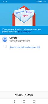 Huawei Mate 20 Pro - E-mails - Ajouter ou modifier votre compte Gmail - Étape 12