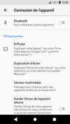 Sony Xperia XZ - Android Oreo - Bluetooth - connexion Bluetooth - Étape 7