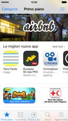 Apple iPhone 5s - Applicazioni - installazione delle applicazioni - Fase 5