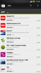HTC One - Applicazioni - Installazione delle applicazioni - Fase 20