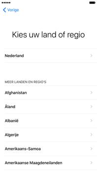 Apple iPhone 6S Plus iOS 9 - Toestel - Toestel activeren - Stap 7