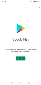 Huawei P20 Pro - Android Pie - Applicazioni - Configurazione del negozio applicazioni - Fase 3