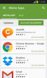 Samsung Galaxy S III Mini - Apps - Nach App-Updates suchen - Schritt 6
