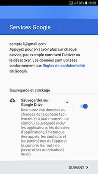 Samsung Galaxy J7 (2017) - E-mail - Configuration manuelle (gmail) - Étape 14