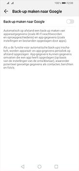 Huawei P Smart (2019) - Data - maak een back-up met je account - Stap 6