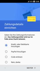 HTC 10 - Apps - Konto anlegen und einrichten - 18 / 22