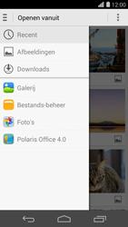Huawei Ascend P7 - MMS - hoe te versturen - Stap 13