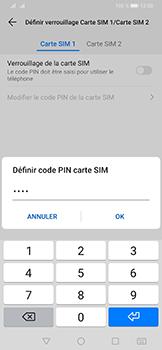 Huawei P30 Pro - Prise en main - Comment activer un code SIM - Étape 10