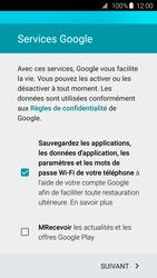 Samsung G920F Galaxy S6 - Applications - Créer un compte - Étape 17