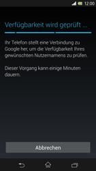 Sony Xperia Z - Apps - Einrichten des App Stores - Schritt 7